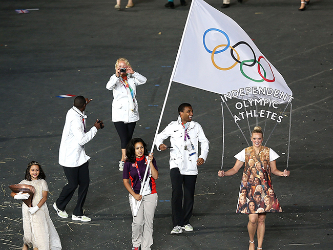 Refugees' Olympic Team_1